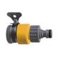 Применяется для соединения шлангов с водопроводными трубами наружным...