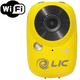 Экшн камера Liquid Image LIC727 EGO Y HD1080P Wi-Fi (Yellow)