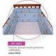 Для того, чтобы купить бортик в детскую кроватку Мишка 10072, необходимо поместить товар в к. В сравнение.