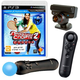 PS Move Motion Controller + Navigation Controller + Праздник спорта 2 + Камера PlayStation Eye