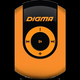 MP3-flash плеер Digma C1 4Gb orange